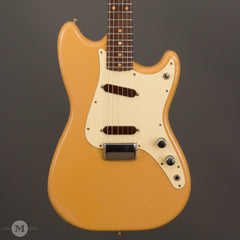 Fender Electric Guitars - 1960 Duo Sonic - Desert Sand