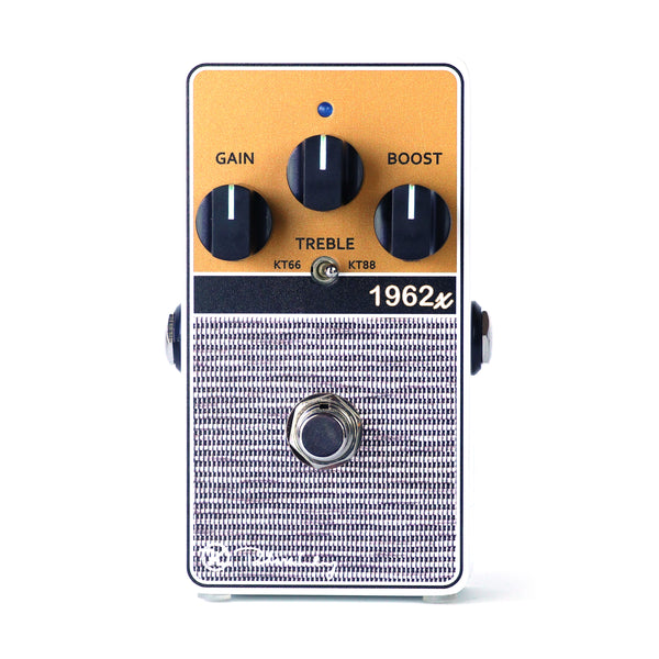 Keeley Effect Pedals - 1962x Overdrive