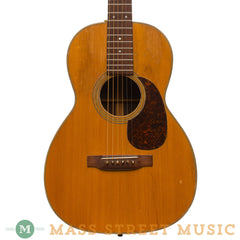Martin Acoustic Guitars - 1963 00-21 Used - Front Close