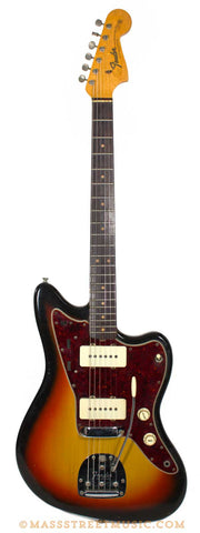 1964 Fender Jazzmaster burst finish - front
