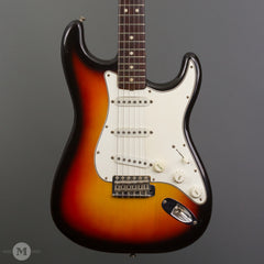 Fender Guitars - 1965 Stratocaster - Burst - Used - Front
