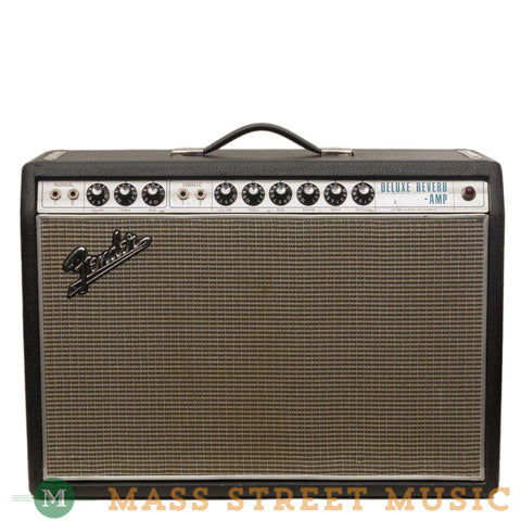 Fender Amps - 1968 Deluxe Reverb Used