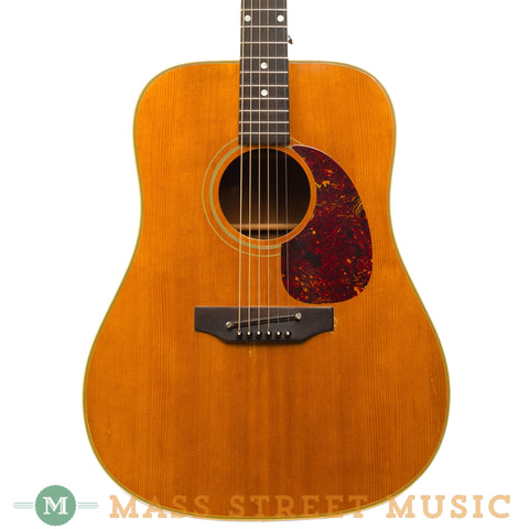 Gibson Acoustic Guitars - 1968 Heritage Used - Front