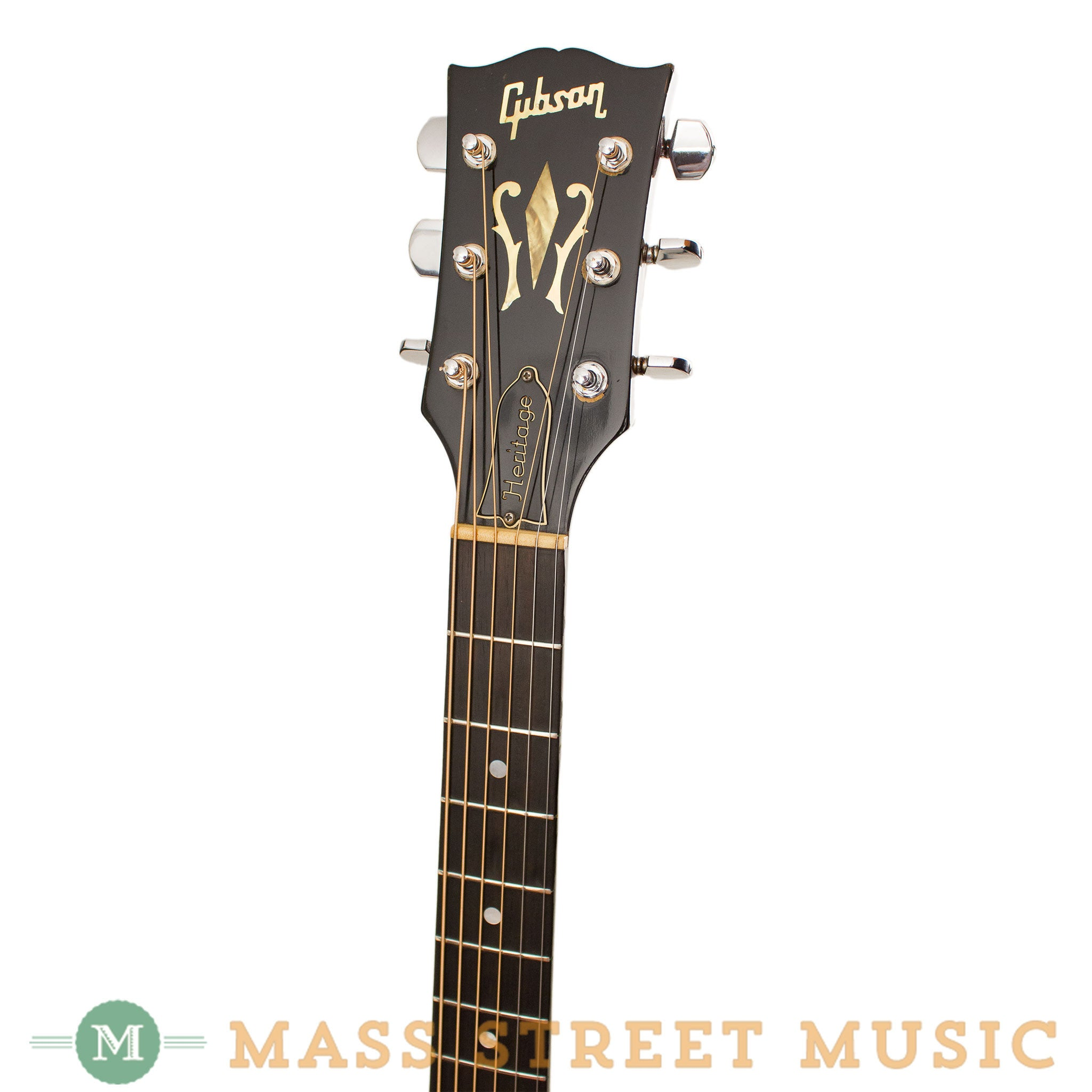 Gibson Acoustic Guitars - 1968 Heritage Used