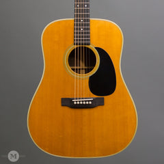 Martin Acoustic Guitars - 1969 D-28 Used