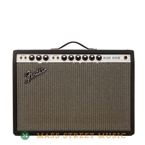 Fender Amps - 1973 Deluxe Reverb Combo - Front