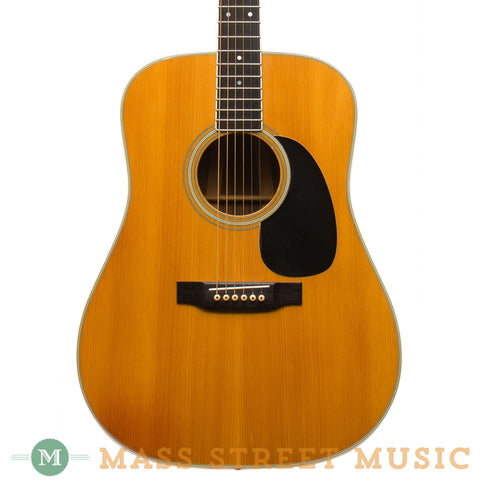 Martin Acoustic Guitars - 1974 D-35 Used - Front Close