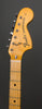 Fender Electric Guitars - 1974 Stratocaster - Burst - Used - Headstock