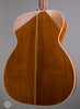 Collings Acoustic Guitars - 1991 OM3 Used - Back Angle