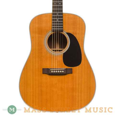 Martin Acoustic Guitars - 1994 D-28 Used - Front Close