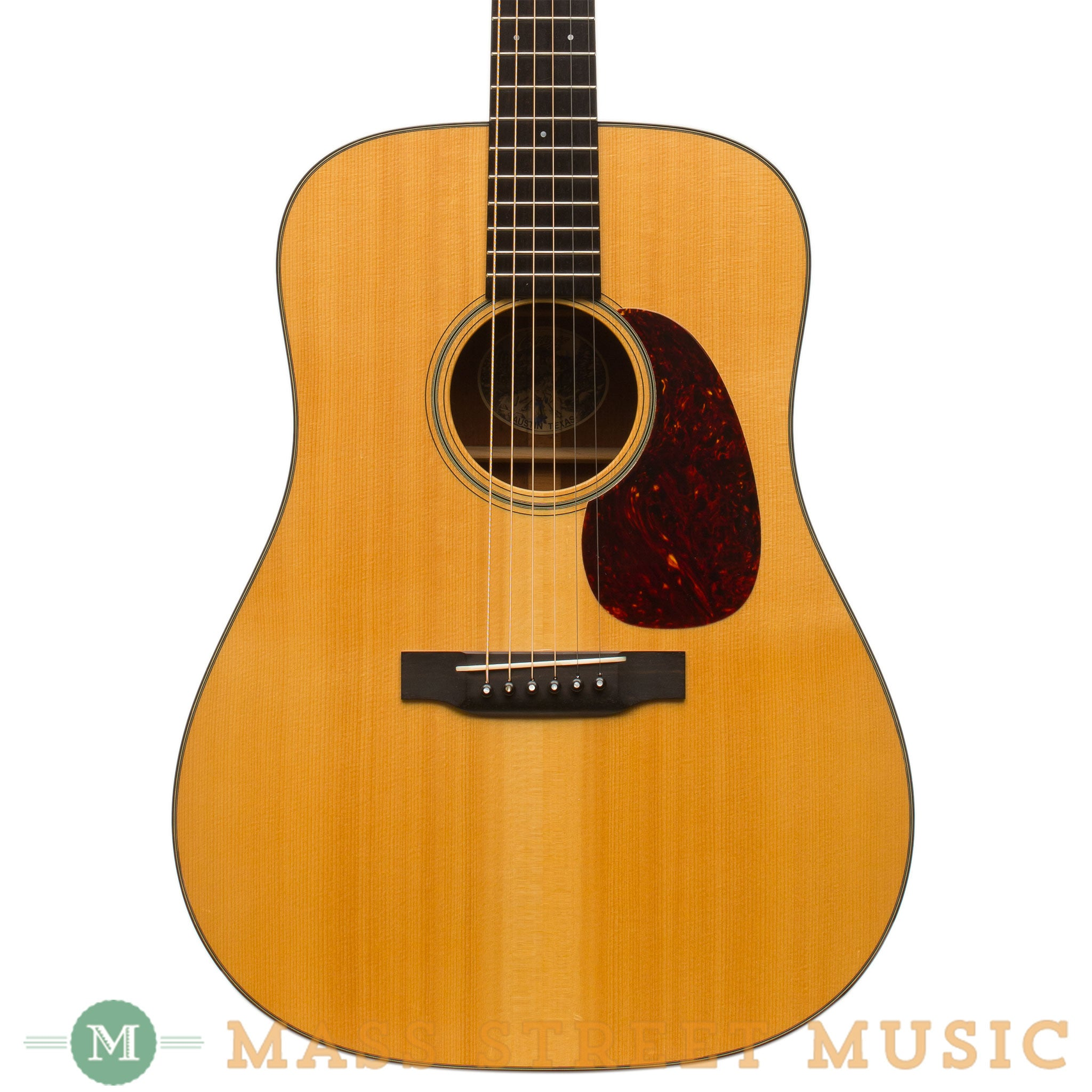 collings acoustic guitars 1996 d1a v used mass street music store. Black Bedroom Furniture Sets. Home Design Ideas