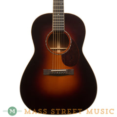 Huss & Dalton Acoustic Guitars - CM Custom - Front Close