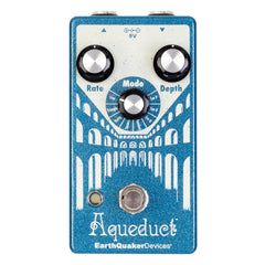 EarthQuaker Devices - Aqueduct Vibrato - Front Close