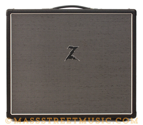 Dr. Z 1x12 Cab Salt & Pepper - front