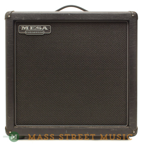 Mesa Boogie 1x12 Thiele Guitar Cab with Celestion C90 - front
