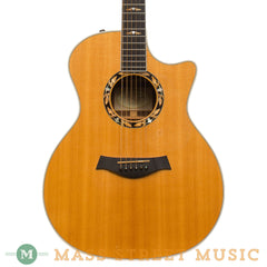 Taylor Acoustic Guitars - 2004 814-CE-L30 30th Anniversary - Front Close
