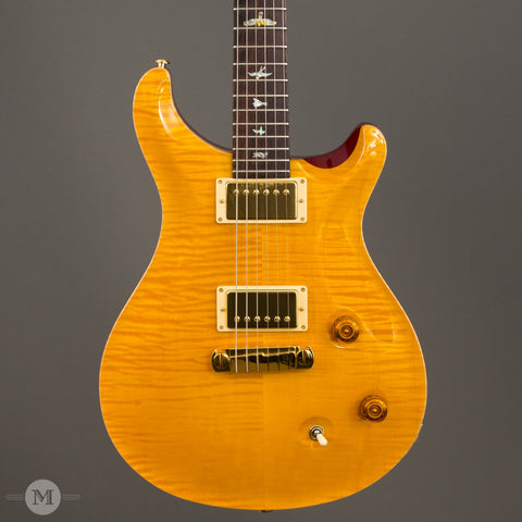 Paul Reed Smith Electric Guitars - 2005 PRS 20th Anniversary McCarty 10-Top - Vintage Yellow