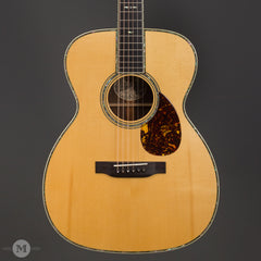 Collings Acoustic Guitars - 2006 OM42 Baaa A - Used - Front Close