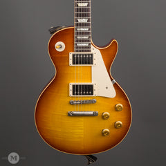 Gibson Electric Guitars - Custom Shop '58 Reissue R8 Les Paul - Front Close
