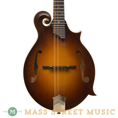 Collings Mandolins - 2007 MF Used - Front Close