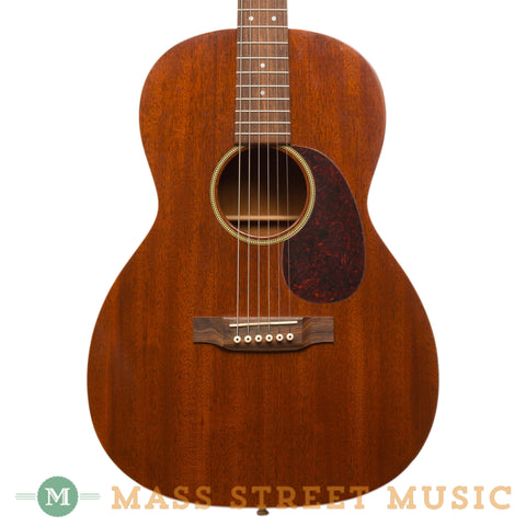 Martin Acoustic Guitars - 2009 Custom 000-15 s - Front Close