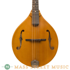 Weber Mandolins - 2010 Gallatin A-Style Used - Front Close