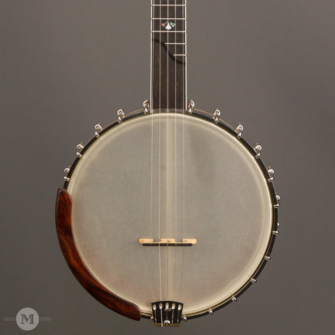 Ome Banjos - 2012 Custom Trilogy Used - Front