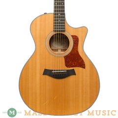 Taylor Acoustic Guitars - 2013 314ce Used - Front Close