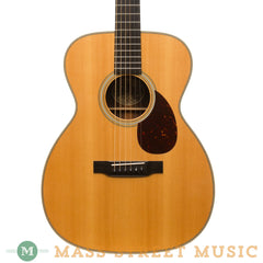 Collings Acoustic Guitars - 2013 OM2H VN Used - Front Close