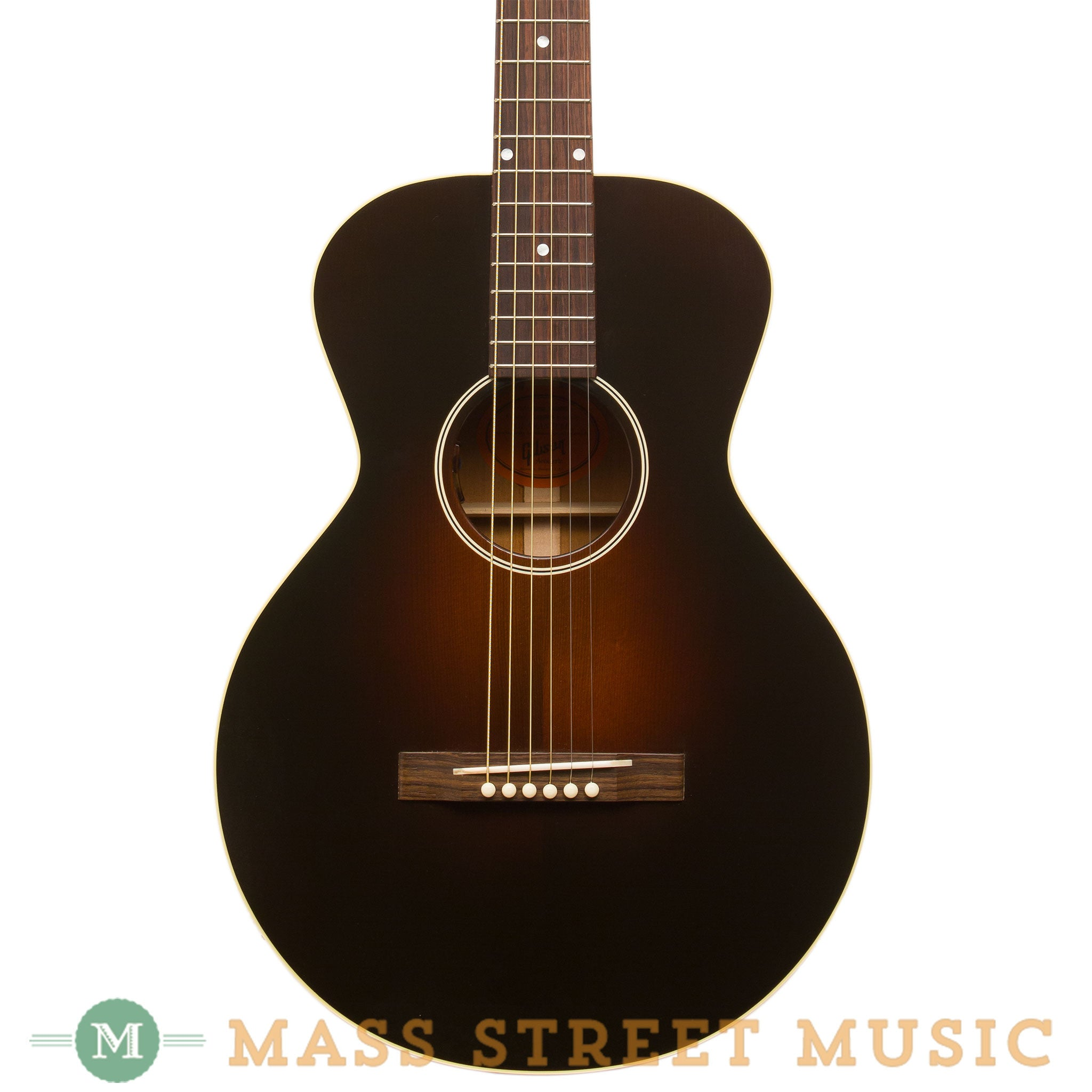 gibson acoustic guitars 1928 l 1 blues tribute 2015 used mass street music store. Black Bedroom Furniture Sets. Home Design Ideas