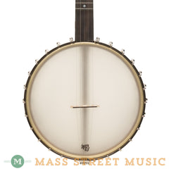 "Bart Reiter Banjos - Buckbee 12"" Open-Back - Front Close"