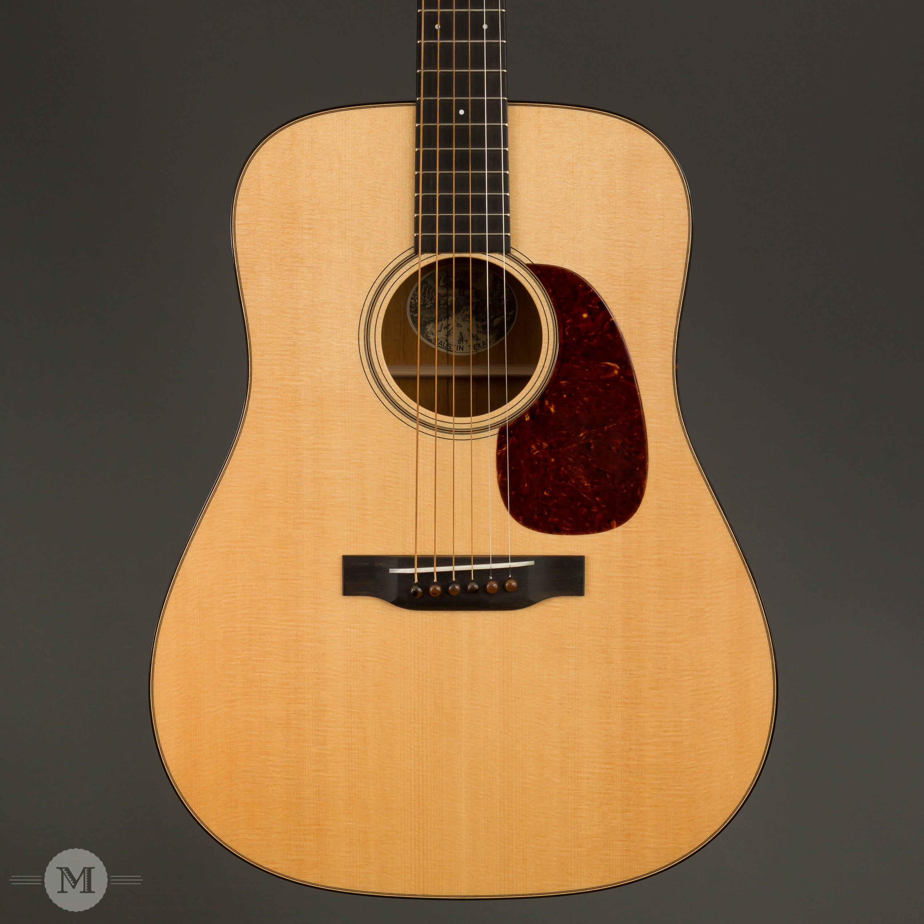 Collings Acoustic Guitars - 2017 D1 T Series - Used - w Traditional Case