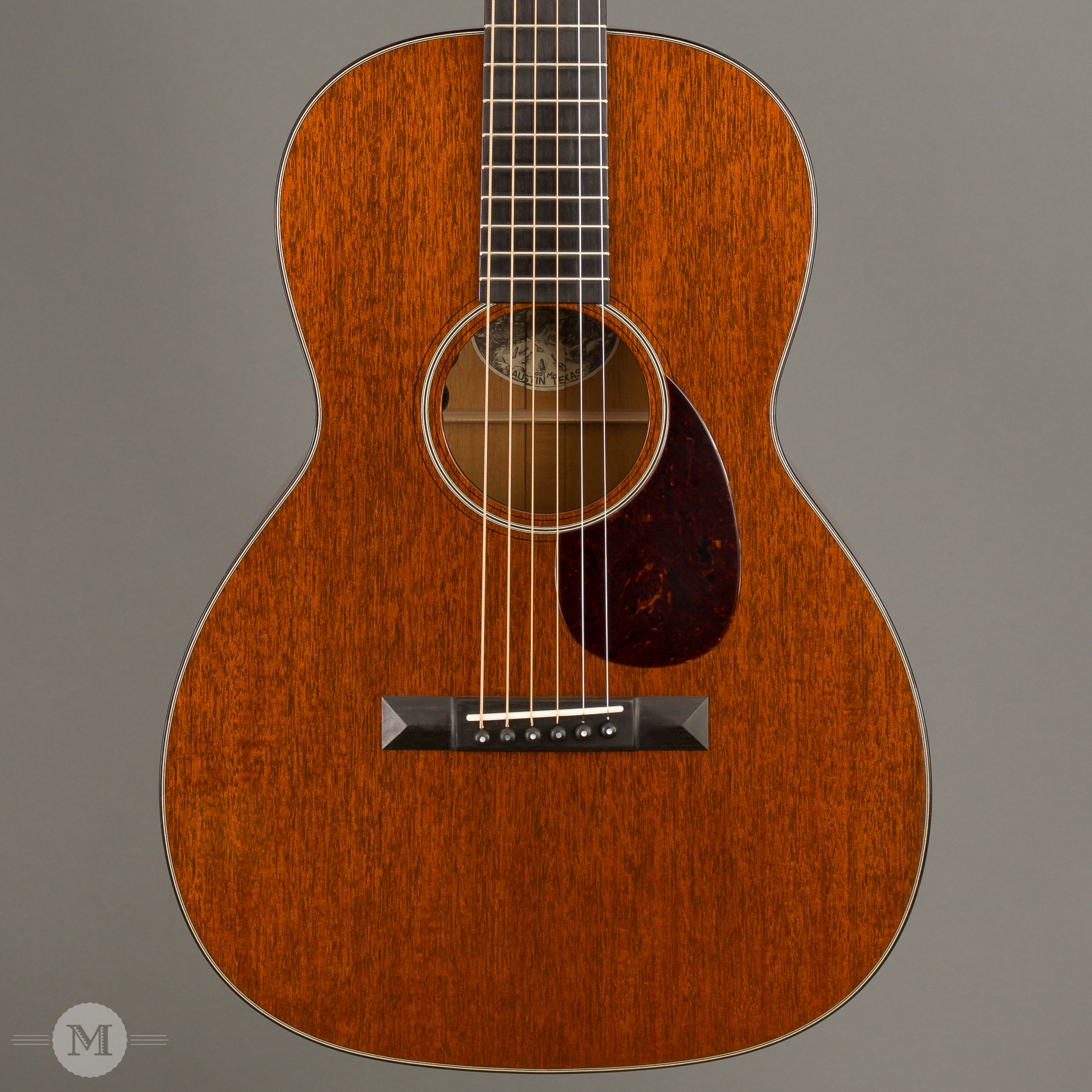 collings acoustic guitars 2018 001 mh used mass street music store. Black Bedroom Furniture Sets. Home Design Ideas