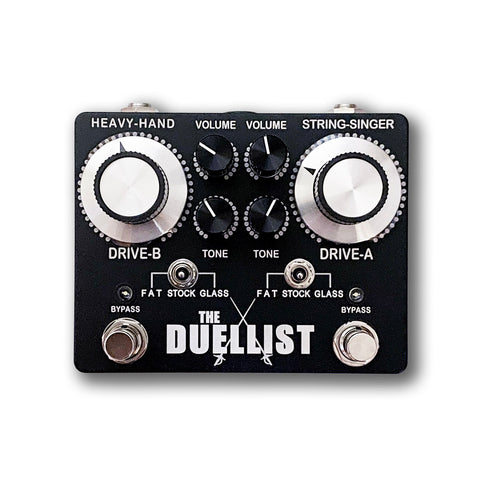 King Tone - Duellist Overdrive - Top Jack