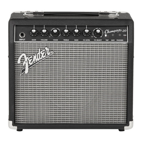 Fender Amps - Champion 20 Combo - Front