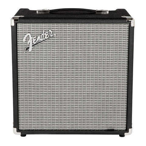Fender Rumble 25 Combo Bass Amp - Front