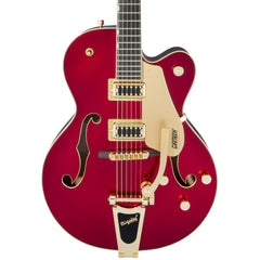 Gretsch Electric Guitars - G5420TG Electromatic - Candy Apple Red