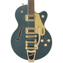 Gretsch Electric Guitars - G5655TG Electromatic Centerblock Junior Single-Cut - Cadillac Green