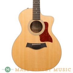 Taylor Acoustic Guitars - 254ce-DLX 12-String - Front Close