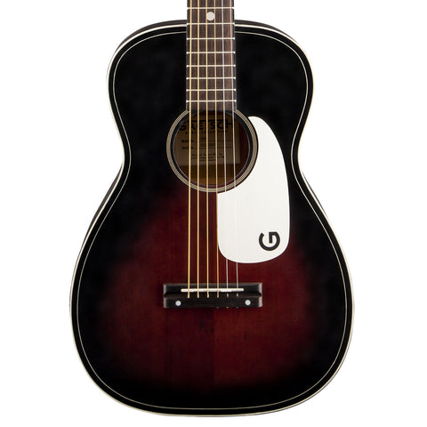 Gretsch Acoustic Guitars - Jim Dandy Flat Top - Sunburst - Front Close