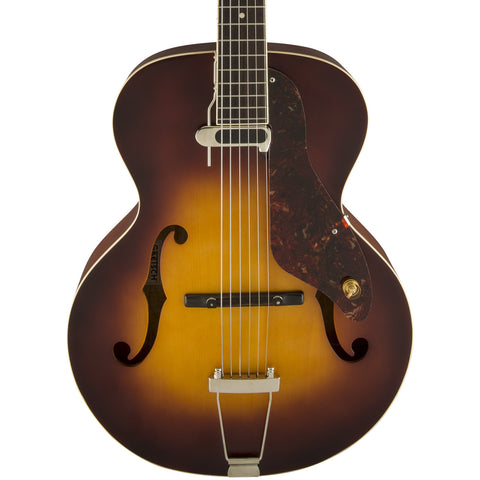 Gretsch Archtops - G9555 New Yorker Archtop with Pickup - Front