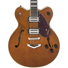 Gretsch Electric Guitars - G2622 Streamliner Center Block - Single Barrel Stain - Front Close