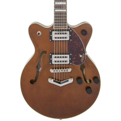 Gretsch Electric Guitars - G2655 Streamliner Jr. Center Block - Single Barrel Stain - Front Close