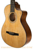 Taylor 312ce-N Nylon-Stringed Acoustic Guitar - angle