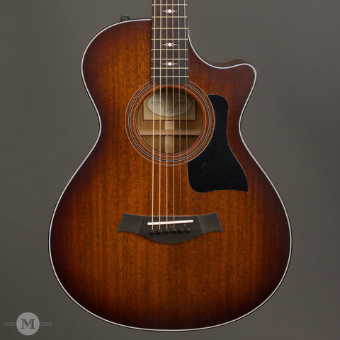 Taylor Acoustic Guitars - 322ce 12-Fret - Front Close