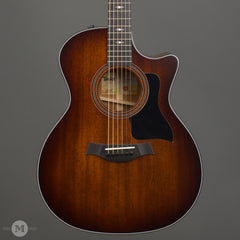 Taylor Acoustic Guitars - 324CE V-Class - Front Close