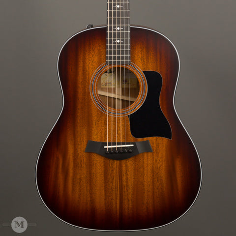Taylor Acoustic Guitars - 327e Grand Pacific - Front Close