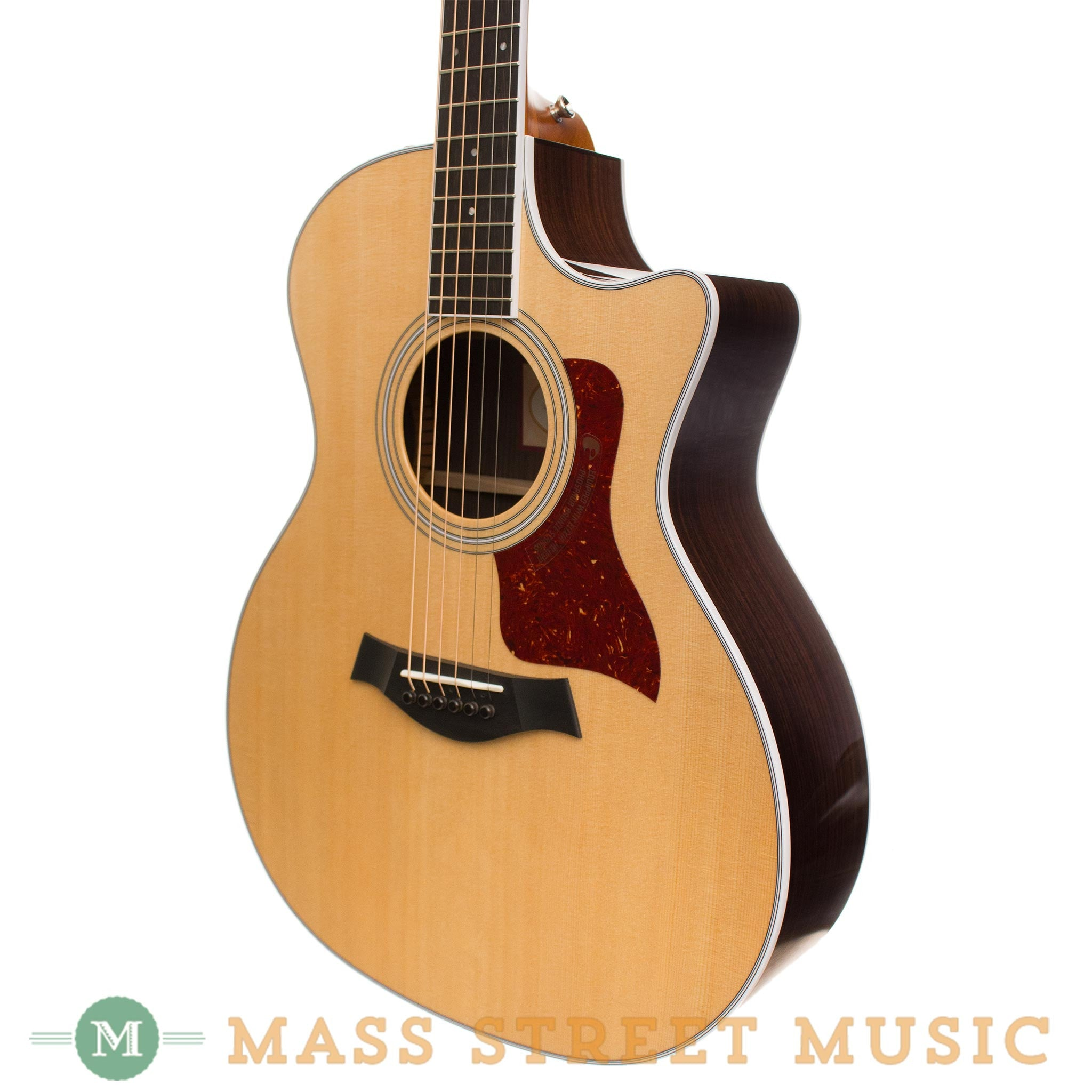 Taylor Acoustic Guitars 414ce R East Indian Rosewood Back
