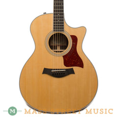 Taylor Acoustic Guitars - 414ce-R - Front Close