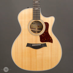 Taylor Acoustic Guitars - 414ce-R V-Class - Front Close